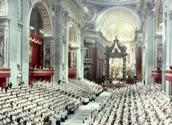 Iglesia Y Democracia A Cincuenta Años Del Concilio Vaticano