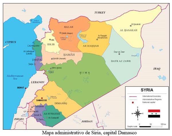 Las Atrocidades Del Régimen De Bachar Al Assad En Siria Y El