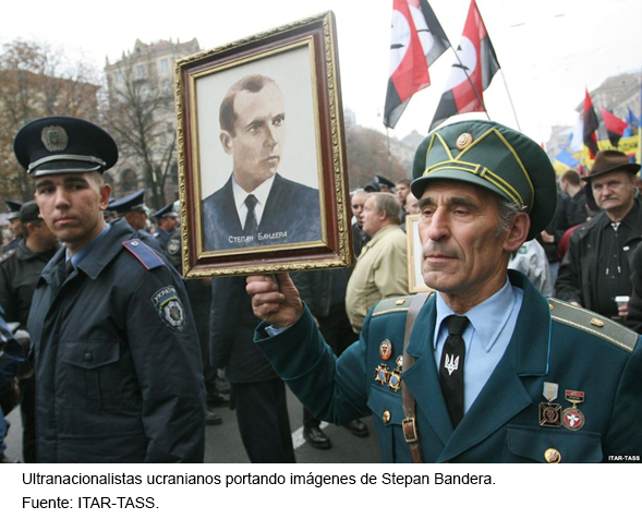 Image result for stepan bandera ucrania