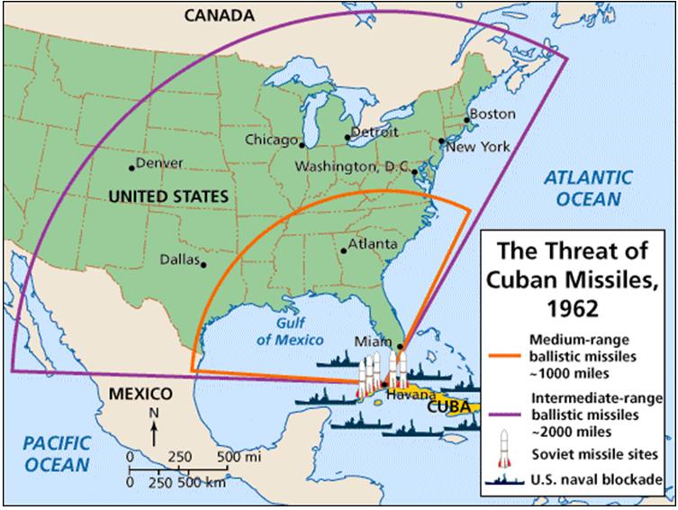 Destrucción mutua: A 50 años de la crisis de los misiles | Revista ...