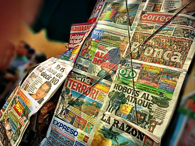 Grupo El Comercio: Un pulpo de los medios de comunicación